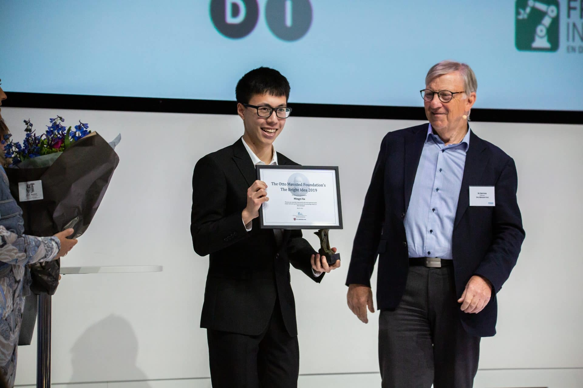 Otto Mønsteds Bright Idea Award 2019