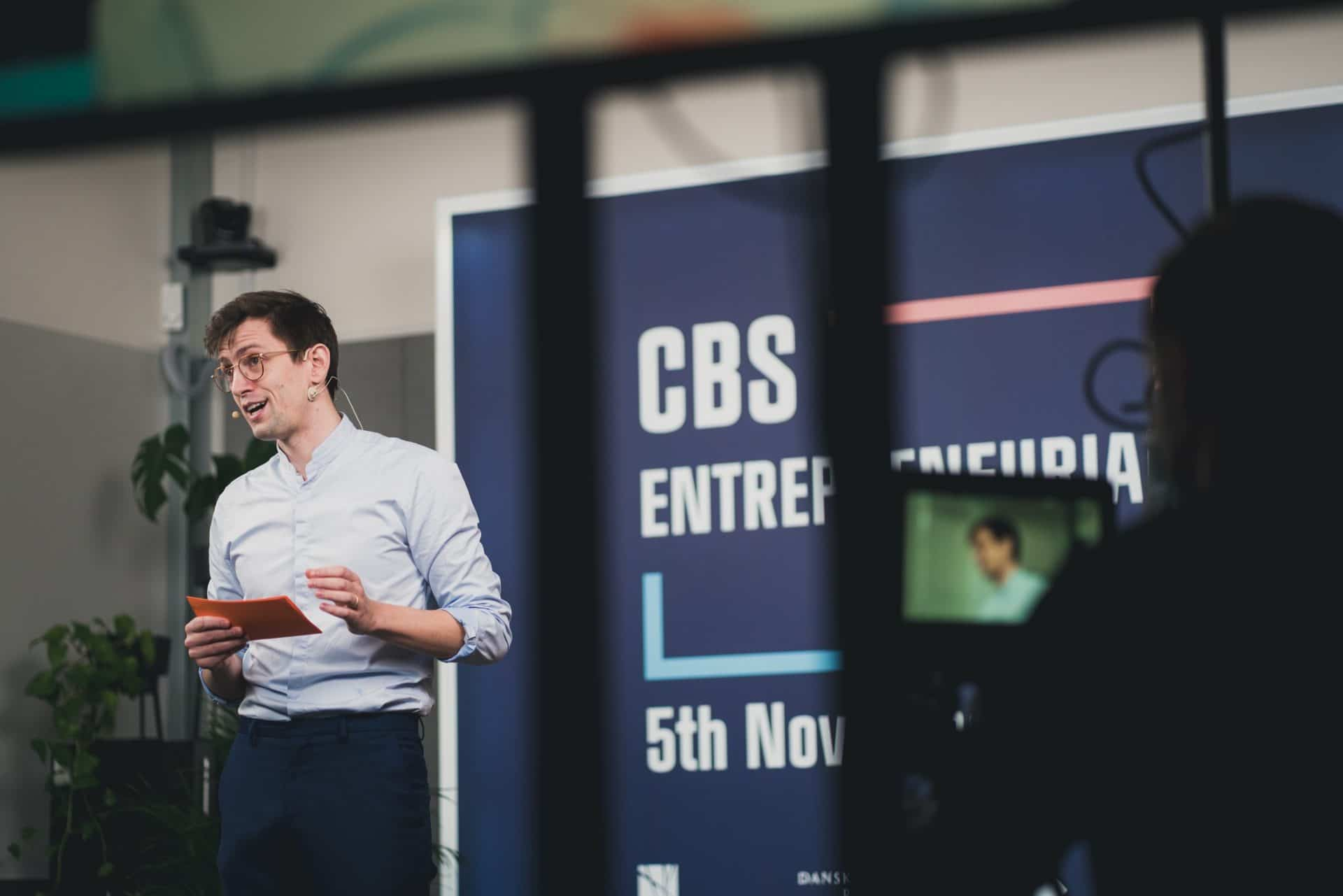 CSE skruer op for succesfuldt entreprenørskab