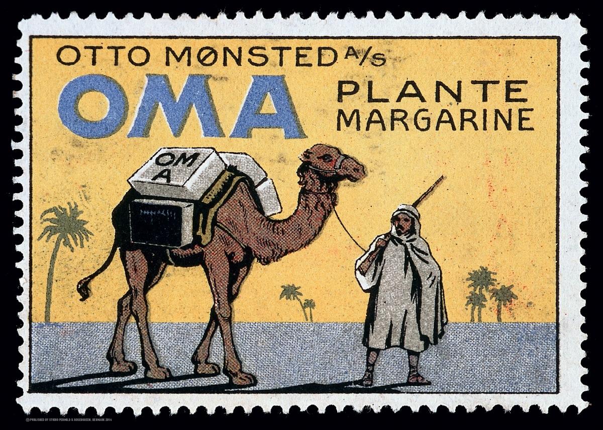 Otto Mønsted var en af reklamens pionerer