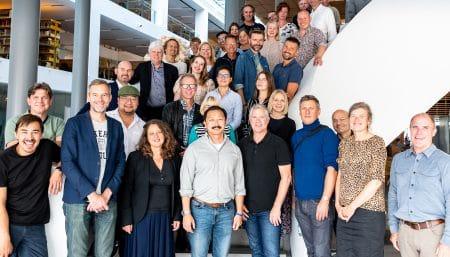 Masterclass med Ken Singer og David Law fra University California, Berkeley